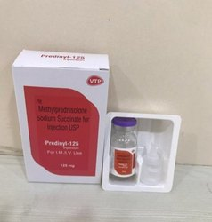 Predinyl-125 Methylprednisolone Soidum Succinate Injection 125 mg