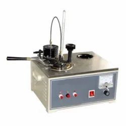 Pensky-Martens Closed-Cup Flash Point Tester