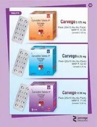 Carvedilol Tablets IP