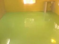 Commercial Epoxy Flooring Services
