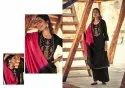 Stuffy Fashion Fenny Jam Satin With Fancy Embroidery Work Suits Catalog