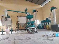 Atta Plant 200 Kg/hr