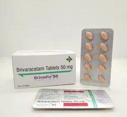 Brivadix(Brivaracetam 50 Mg)