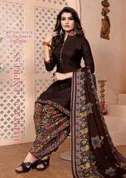 Vandana Ptiyala Express 8 Cotton Dress Material