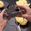 Stainless Steel Hand Masher (Mash for Dal/Vegetable/Potato/Baby Food/pav bhaji)