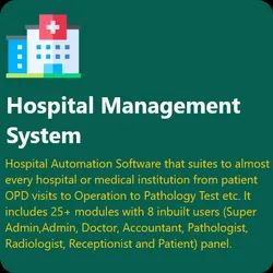 Online/Cloud-based Hospital Management System Software, For Windows, Free Download & Demo/Trial Available
