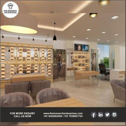 New Optical Showroom Designing - New
