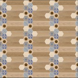 Matte 600x600mm Digital Matt Series Porcelain Floor Tile, Usage Area: Living Room, Thickness: 12 mm