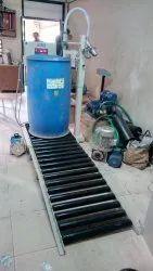 4 Drum filling Machine