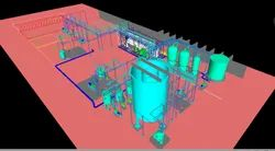 Industrial Steel mills Piping Detail Engineering Services