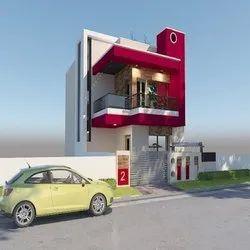 Entire Construction Bungalow Architecture Designing Service