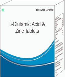 L-Glutamic Acid & Zinc Tabelts