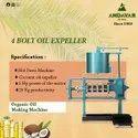 4 Bolt Oil Expeller
