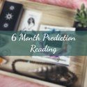 6 Month Prediction Psychic Reading,Future Reading Clairvoyant Reading, Tarot Reading