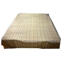 Handloom Cotton Bed Cover