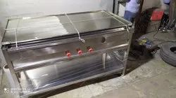 Stainless Steel Commercial Dosa Bhatti