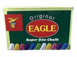 Multicolor Eagle Blackboard Chalk, Chalk pieces in box: 10