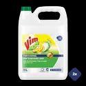 Vim Hand Dishwash Liquid Gel, 5L