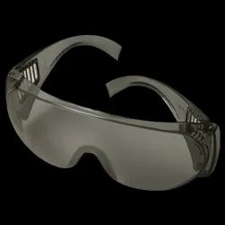 Studds Polycarbonate Protective Goggles, For Protect Eyes, Anti Glare Coating