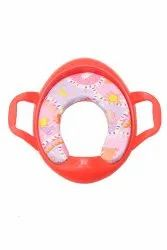 Red Colored Baby Potty Seat