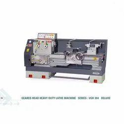VGH-304 Deluxe Geared Head Heavy Duty Lathe Machine