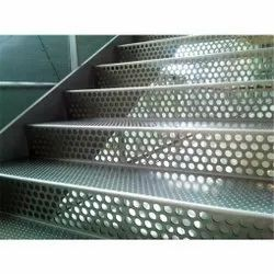 Staircase Perforated Sheet