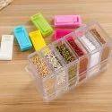 Plastic Spice Container