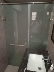 Glass Shower Panel Work