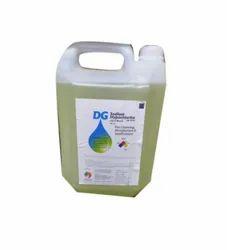 DH-25 Sodium Hypochlorite Pool Liquid Chlorine