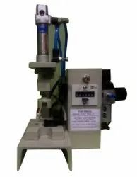 Automatic Single Phase Top Press Capacitor Winding Machine