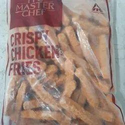 Frozen Crispy Chicken Fries, Packaging Size: 1.5kg