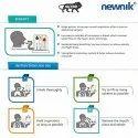 Newnik Three Ball Respiratory Exerciser