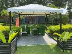 Commercial Gazebo Tensile Structure Shed