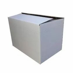 Paper + Plastic Moisture Proof HDPE Laminated Corrugated Box For Apparel, Box Capacity: 11-20 Kg