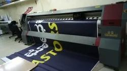 Eco Solvent Printing On Fabric