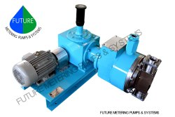 Hydraulic Actuator Diaphragm Dosing Pumps