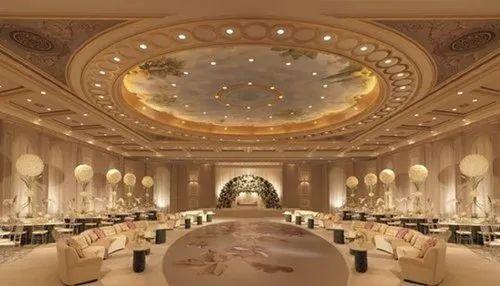 Banquet Hall Interior Design