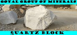 White Stone Bolders, Size: Big