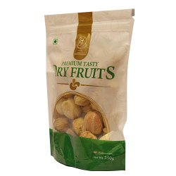 KULSWAMI FOODS Premium Tasty Dried Apricot, Packaging Type: Zip Lock Pouch, Packaging Size: 250 G