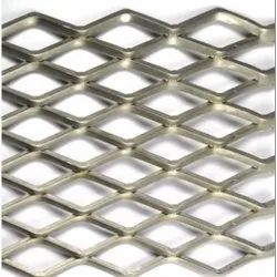 Expanded SS Mesh
