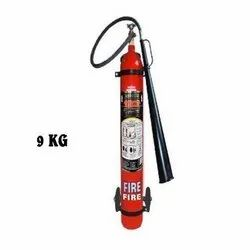 CO2 Type Fire Extinguisher 09 Kgs