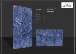 Porcelain Gloss Vitrified Floor Tile, Thickness: 8 - 10 mm