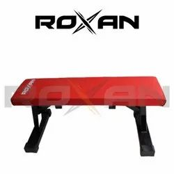 Roxan Flat Bench For Gym & Home use