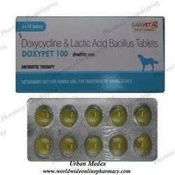 Doxypet 100mg for Veterinary Use