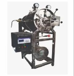 FULLY AUTOMATIC HORIZONTAL AUTOCLAVE