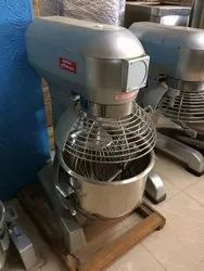 Planetary Mixers for Bakery Industry
