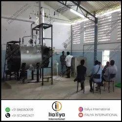 Large Steam Boiler