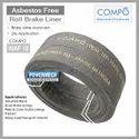 Asbestos Free Compo Brake Roll Lining