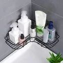 Bathroom Metal Corner Shelf