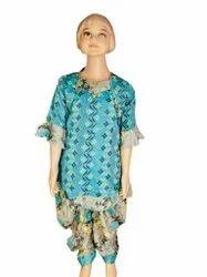 Casual Wear Partiala Patiala Dresses, Patiyal Suit
